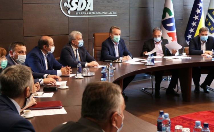 SDA: Za odnose BiH i Ruske Federacije neophodno razjasniti niz nedoumica