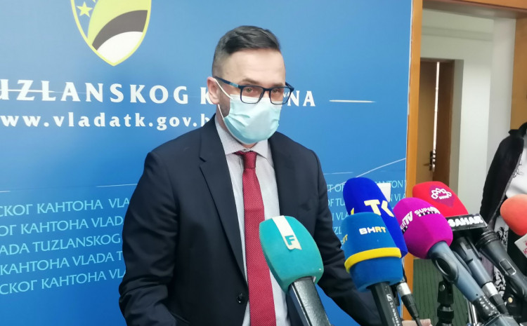Jurić: Ranije donesene mjere Ministarstva zdravstva TK ostaju na snazi