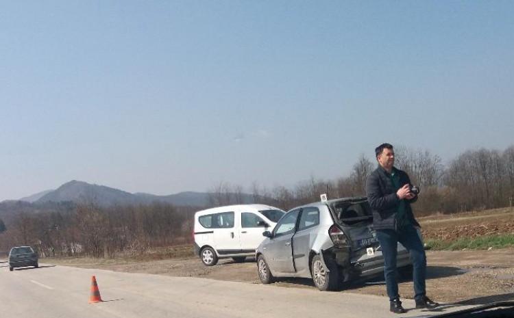 Za vrijeme uviđaja saobraćaj se otežano odvijao