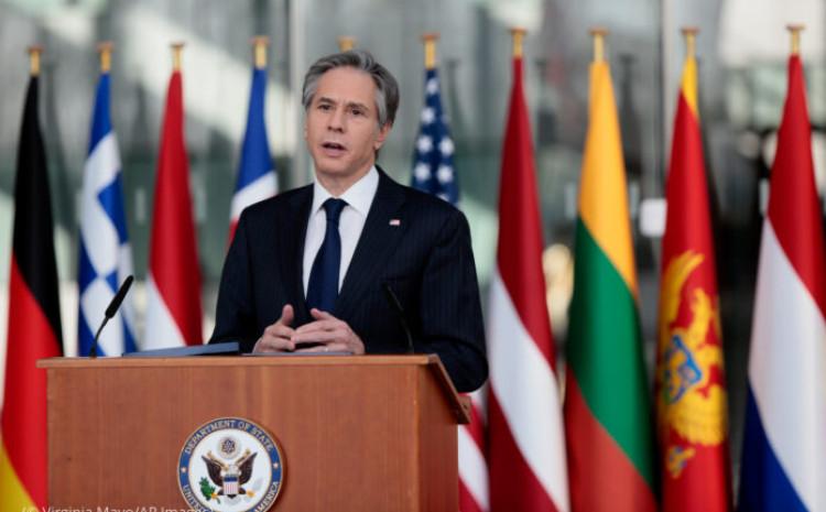 Blinken je u Briselu potvrdio predanost Amerike NATO-u i saveznicima širom svijeta