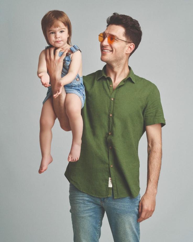 Uraz s kćerkom Adom