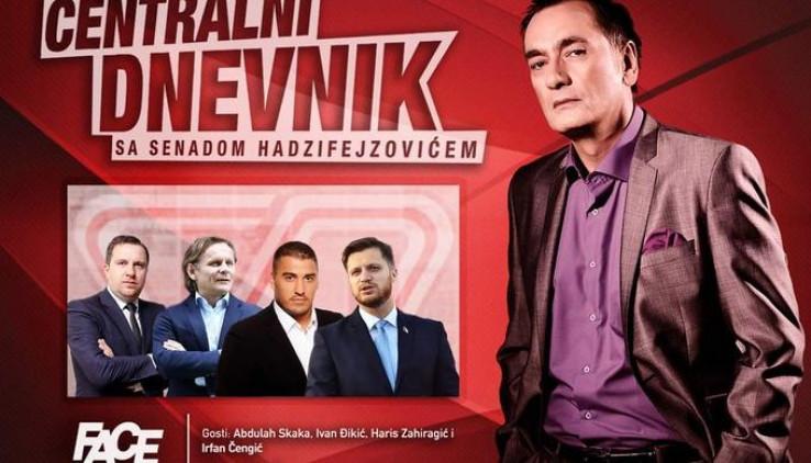 """U duelu """"Face to face"""" večeras su Čengić i Zahiragić"""