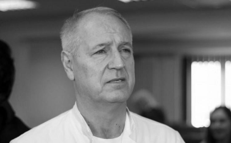 Prof. dr. Dedić: Bio dugogodišnji uposlenik UKC-a