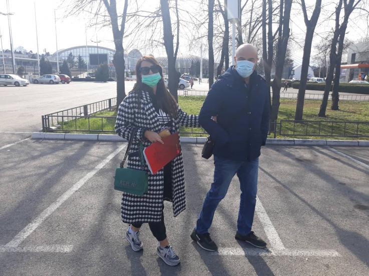Tegeltija sa suprugom se vakcinisao protivkoronavirusa u Beogradu