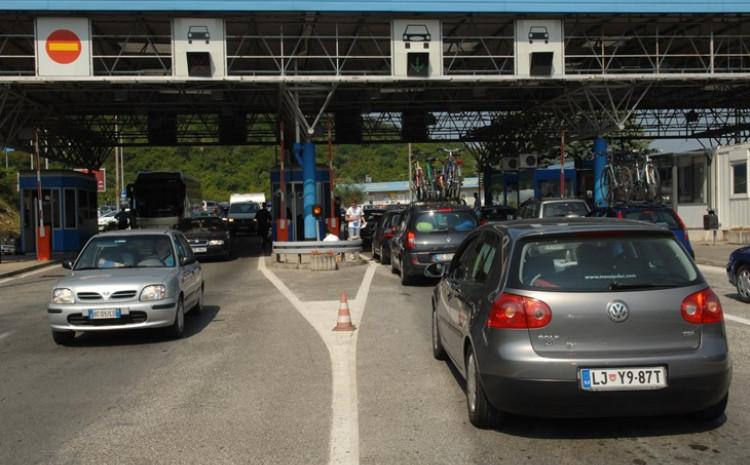 Nova pravila za prelazak slovenske granice