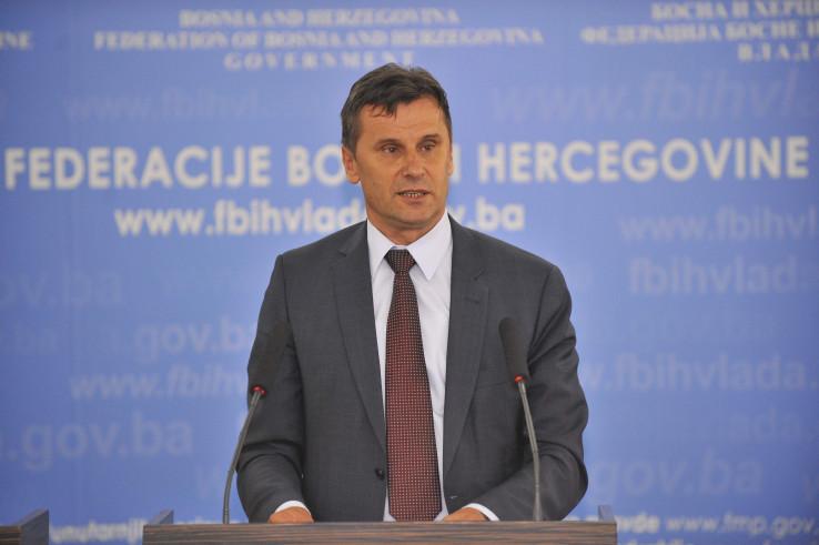 """Novalić: Jedan od glavnim optuženih u aferi """"Respiratori"""""""
