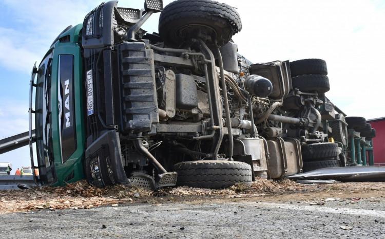 Nesreća na autocesti A3 u blizini Rešetara