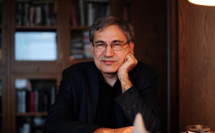 Nobelovac Orhan Pamuk
