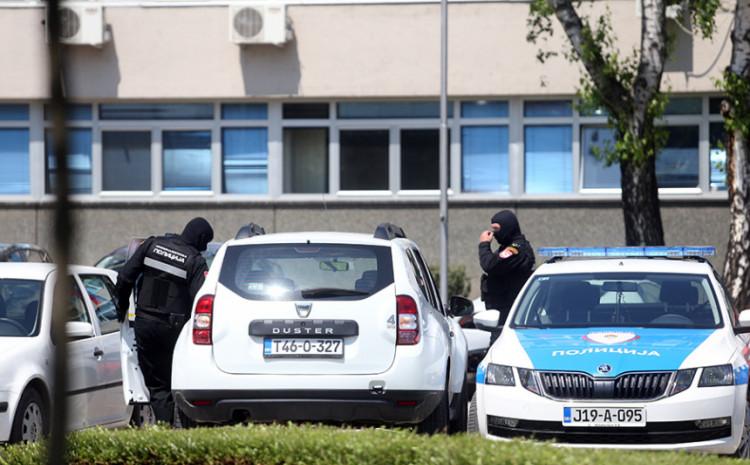 Policija presrela osumnjičene