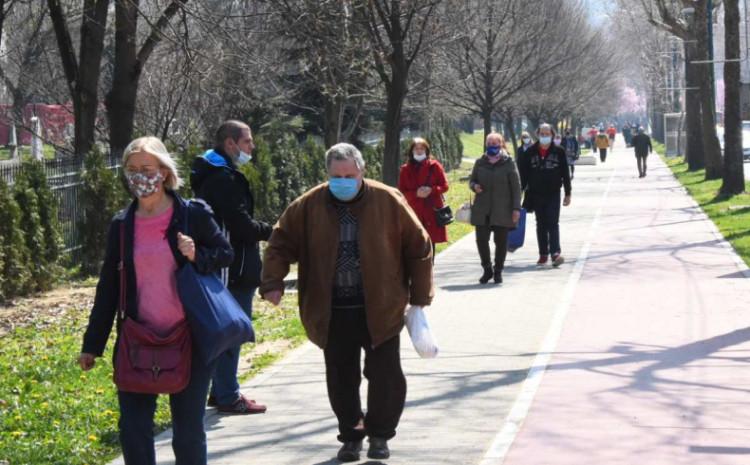 Sarajevo: Produžene mjere