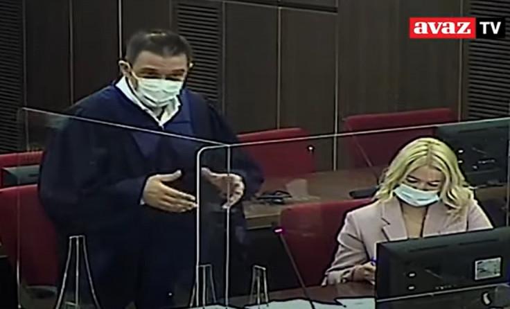 Tužilac Čampara obrazložio prijedlog za produženje pritvora