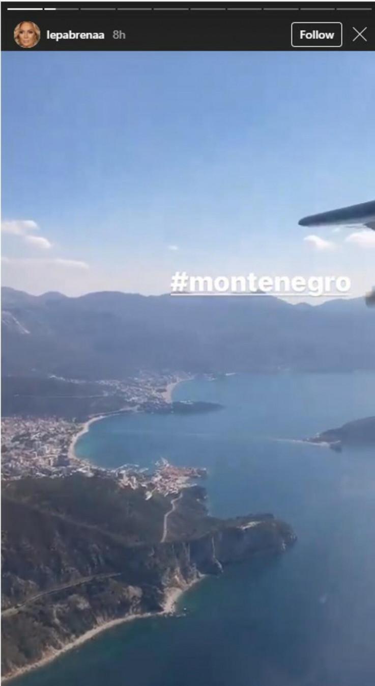 Brena odmor nastavlja u Crnoj Gori