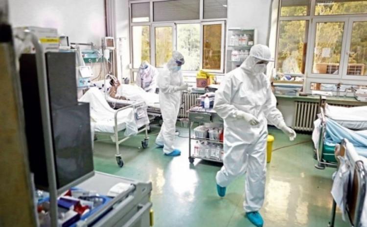 Od početka pandemije, u Bosni i Hercegovini umrlo je 6.675 osoba