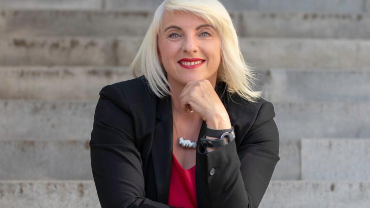 Vesna-Beganovic - Partner i član uprave za strateški razvoj i inovacije, Via-Media