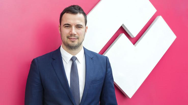 Haris Mujanović, CEO Via Media