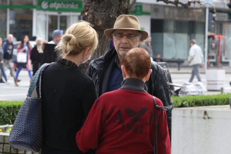Voja Brajović došao na komemoraciju