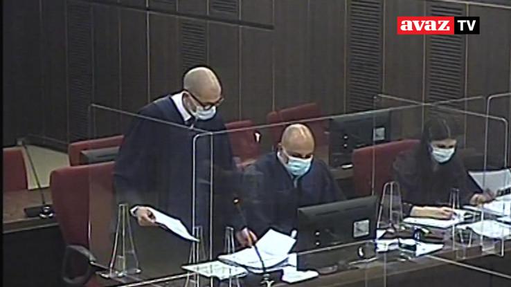 Tužilac Hukeljić direktno ispitao svjedokinju