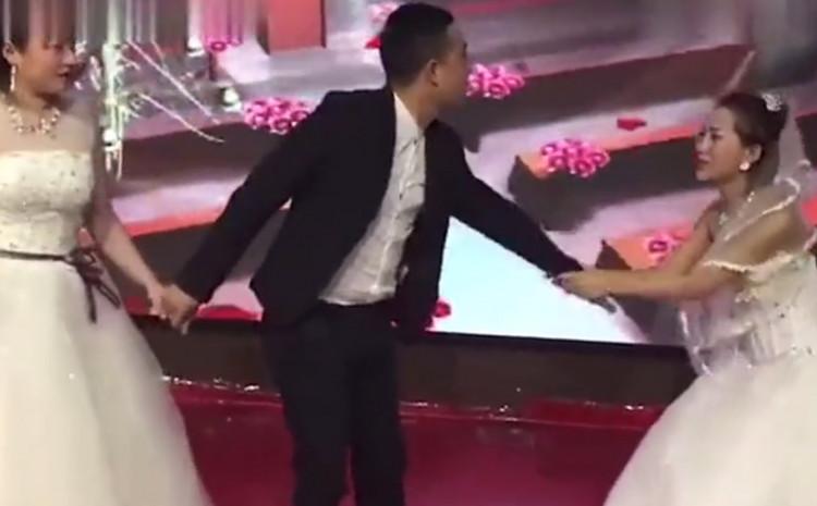 Incident na vjenčanju