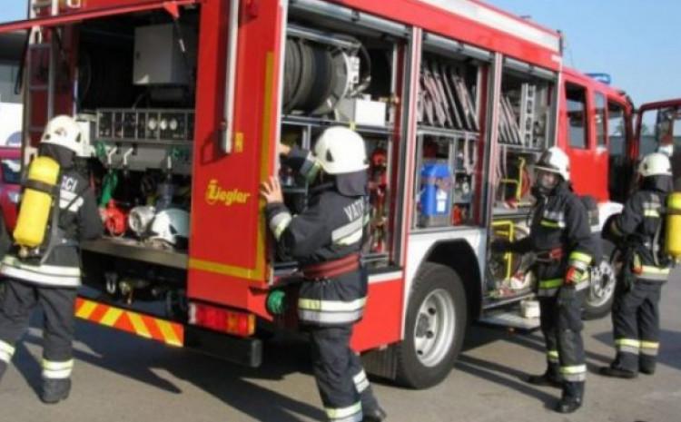 Intervenirali i vatrogasci