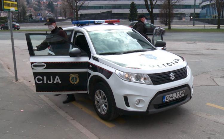 Policajci su obavili uviđaj i u toku je potraga za počiniocima