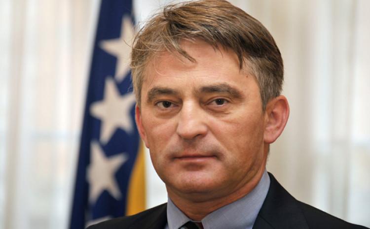 Drugi Bakirov član Predsjedništva BiH Željko Komšić