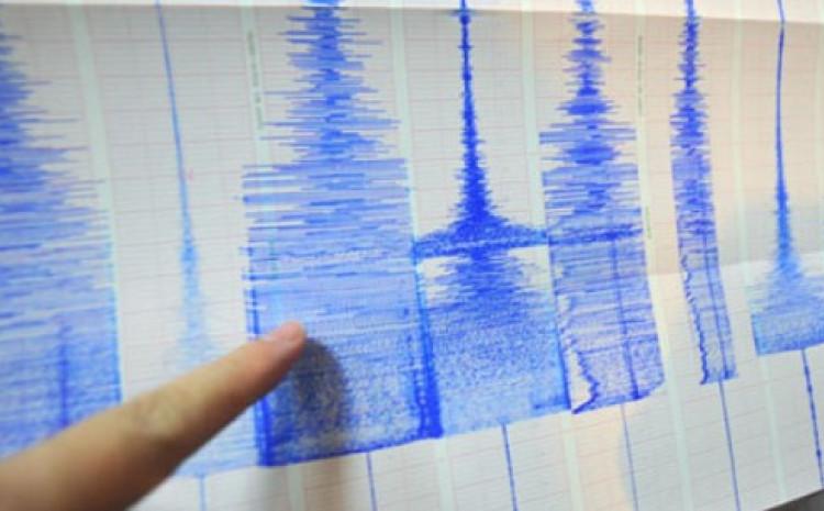 Zabilježena dva zemljotresa
