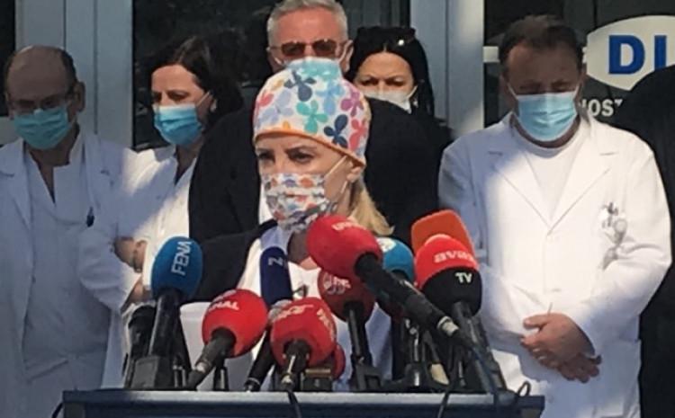 Izetbetgović: Kriv joj ministar Vranić