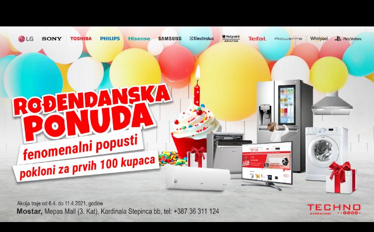 Techno Shop Mostar od danas sa vama u novom ruhu