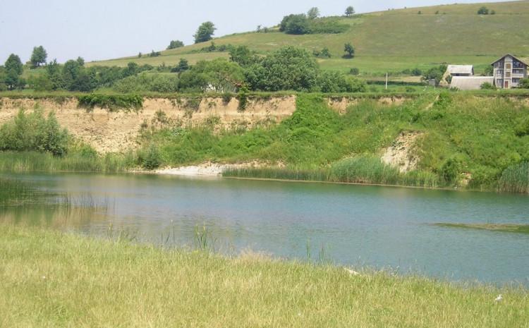 Jezero Zanasovići kod Bugojna