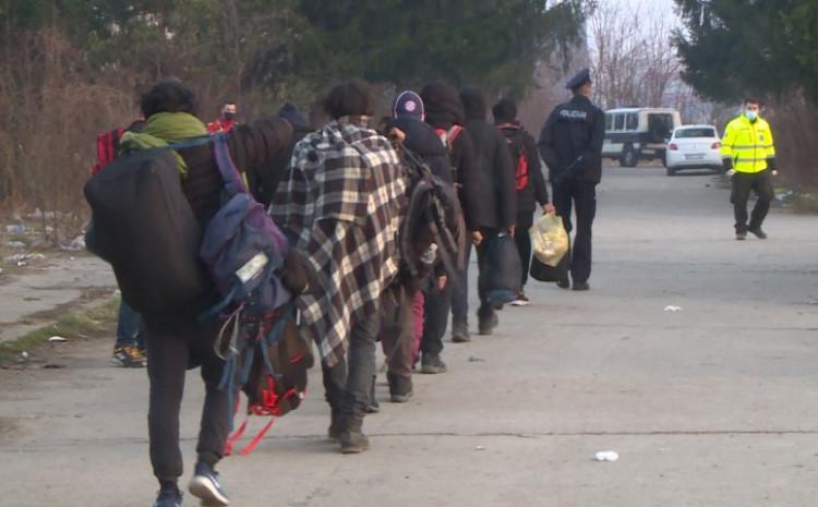 Sukobili se migranti
