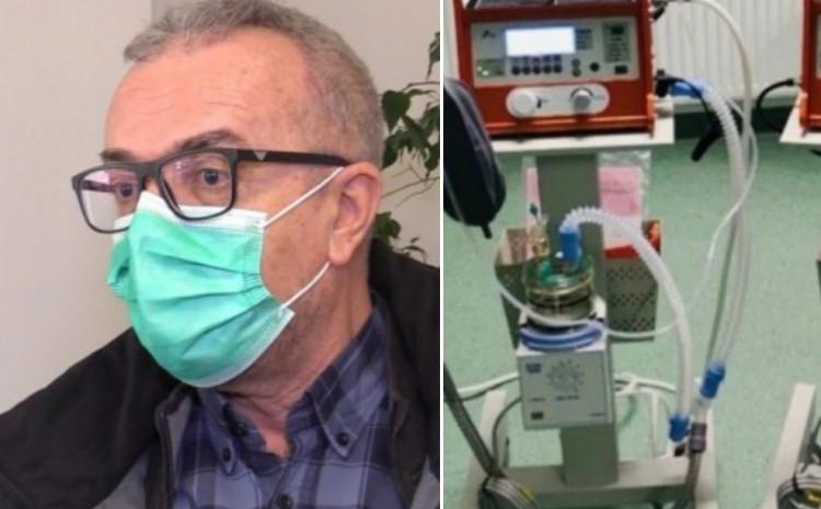 Skomorac o respiratorima