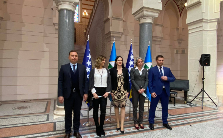 Karić: Vrijedno ću raditi sa svojim saradnicima kako bi vratili zlatno doba Sarajeva
