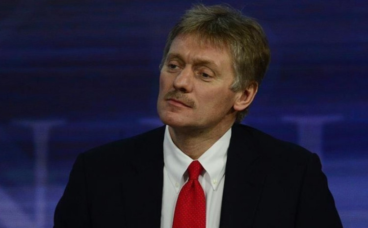 Kremlin spokesperson Dmitry Peskov