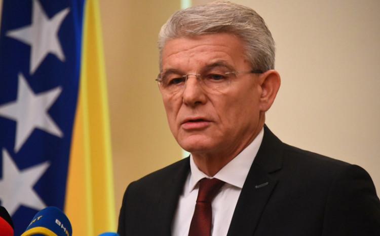 Član Predsjedništva BiH Šefik Džaferović