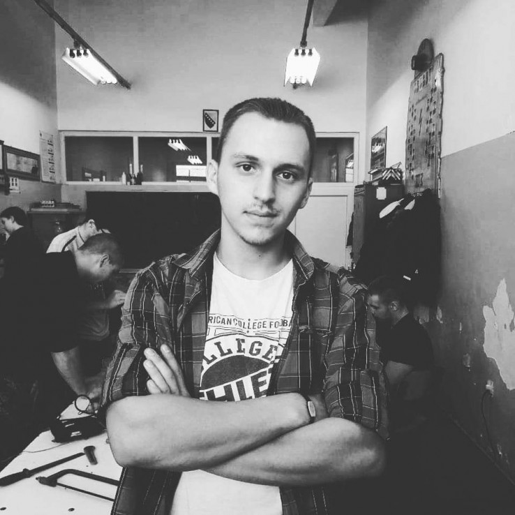 Musaefendić: Prekinuta mladost