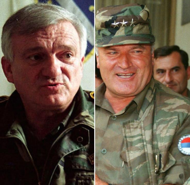 Najveći kritičari Jovana Divjaka su obožavaoci Ratka Mladića