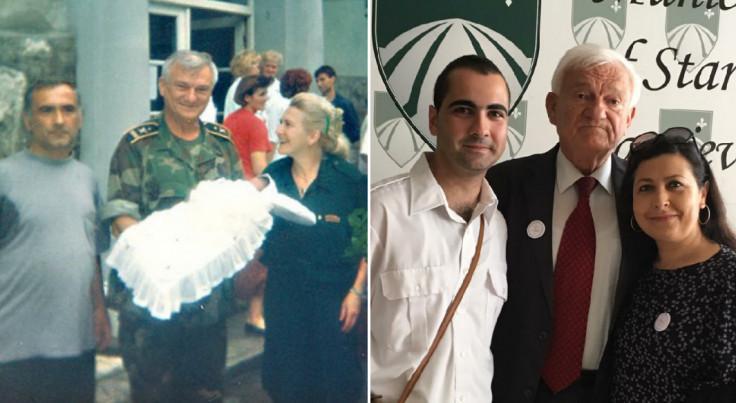 Muhammed Bojadži i general Jovan Divjak 1995. i 2019. godine