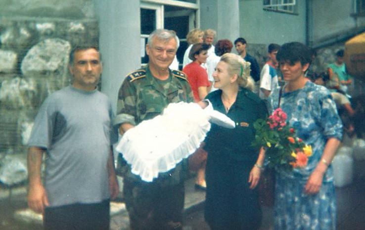 Fotografija nastala 1995. godine