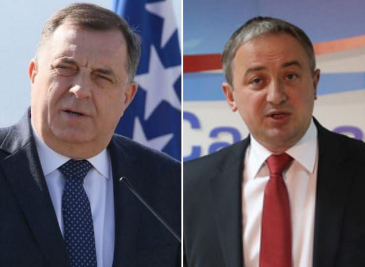 Borenović: Prijete bojkotom izbora, jer su svjesni da će biti pošteni i legalni izbori