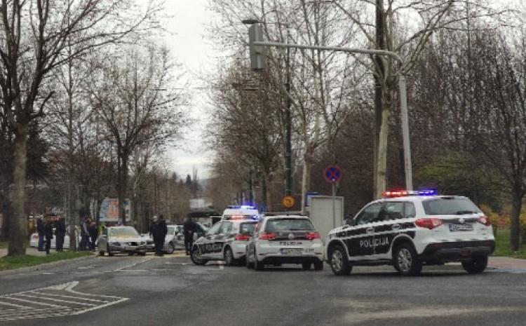 Na terenu je policija i u toku je uviđaj