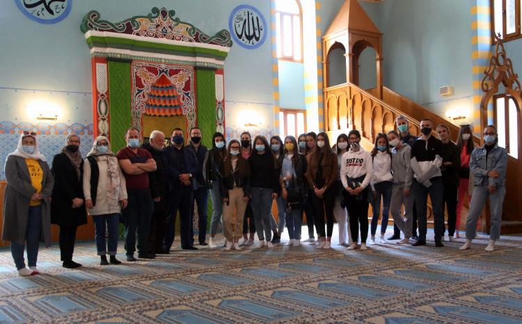 Posjetili džamiju Mehmed age Zvizdića u Gacku