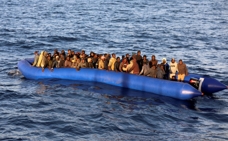 Prošle godine 850 migranata umrlo ili nestalo tokom puta