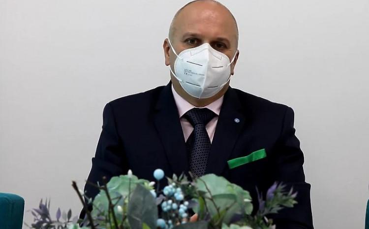 Kandidat Stranke demokratske akcije (SDA) u Travniku Kenan Dautović