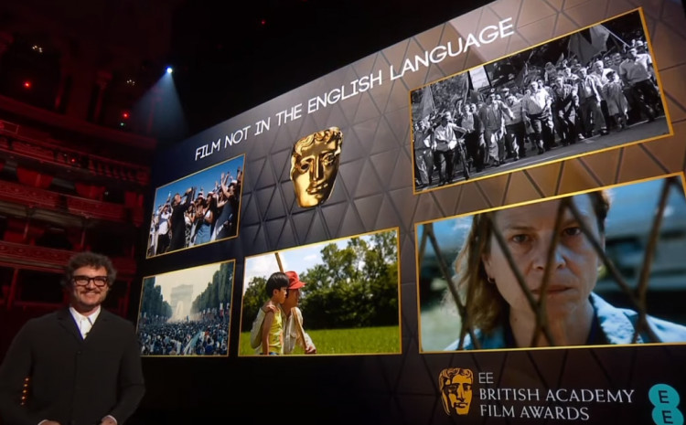 Filmovi koji su bili nominirani u kategoriji najboljeg stranog filma
