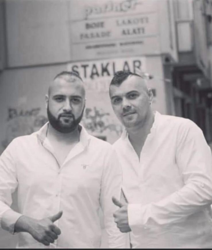 Adnan Buševac i Jakub Anel Nezirović