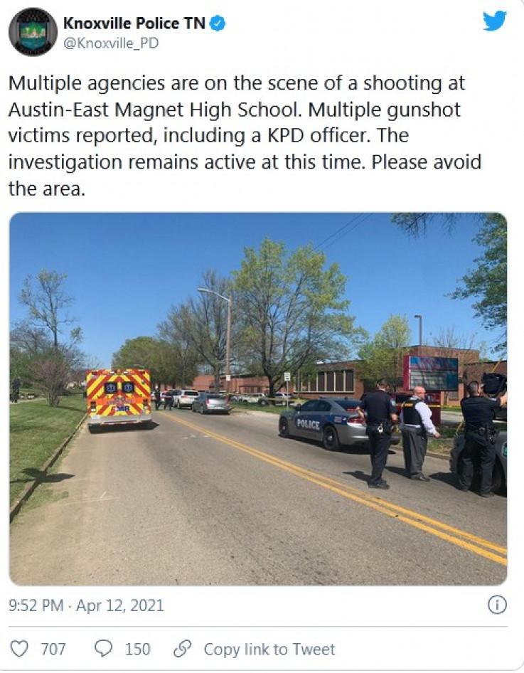 Policija potvrdila napad