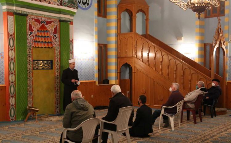 U MIZ Trebinje teravija je klanjana u Osman pašinoj džamiji