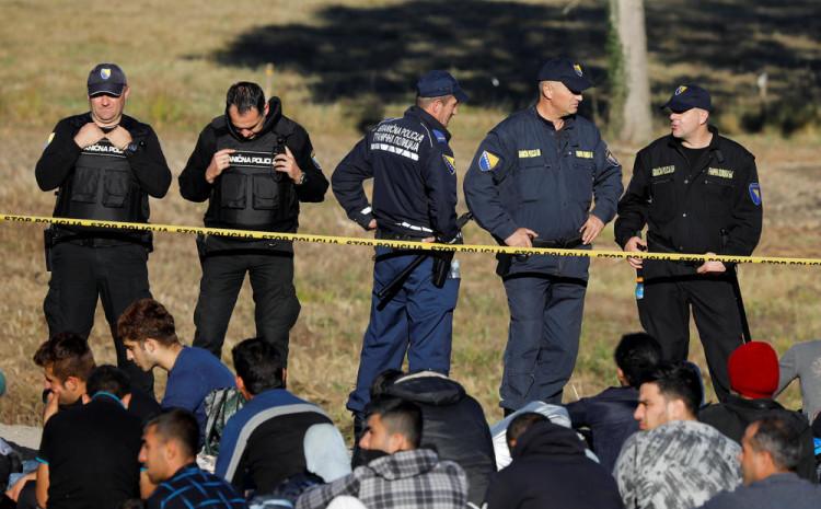 Jedinica granične policije Zvornik spriječila je više od 600 osoba od pokušaja nezakonitog prelaska državne granice