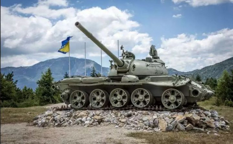 Tenk na Proskoku kod Trnova