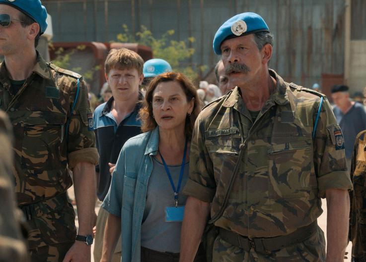 """Film """"Quo vadis, Aida?"""" o genocidu u Srebrenici u utrci je za najbolji strani film"""